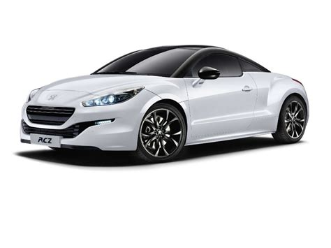 peugeot rcz black peugeot rcz magnetic specs and price carwitter