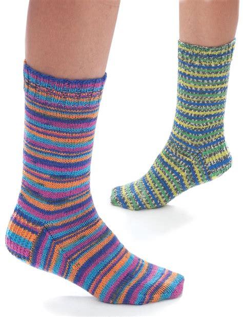 sock knitting pattern patons sock knitting patterns crochet and knit