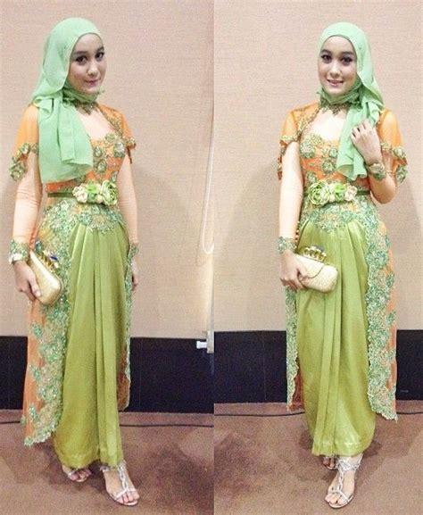 Model Kebaya Wisuda Kebaya Modern Baju Wisuda Kebaya Wisuda 16 contoh kebaya muslim anggun mempesona untuk wisuda