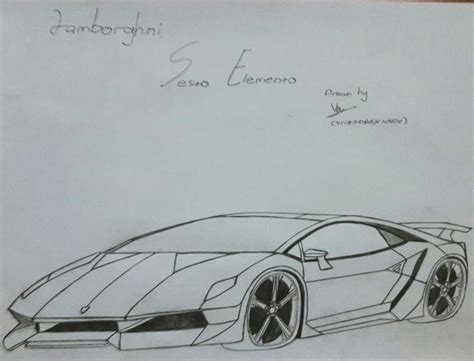 Lamborghini Sesto Elemento Drawing 12 Best Images About Cars On Bmw 3 Series How