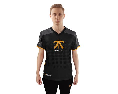 Jersey Sk Gaming 2016 fnatic player jersey 2016