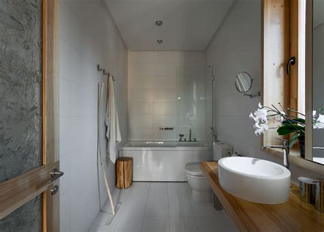 Bathroom Wall Decorating Ideas Small Bathrooms Minimalist Bathroom Designs Looks So Trendy With
