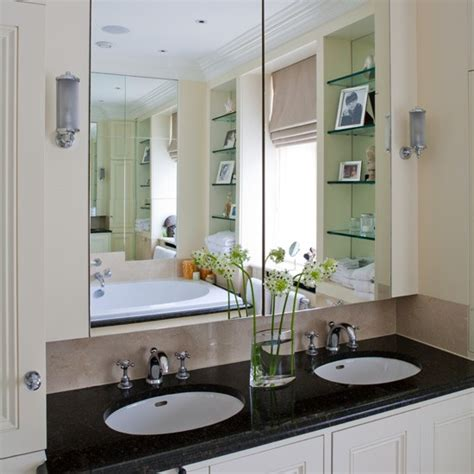 His And Hers Home Office Design Ideas by His And Hers Basins Bathroom Bathrooms Decorating