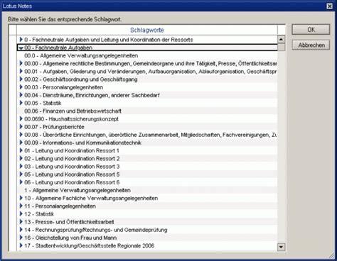 Muster Thesaurus Egovernment Suite Dialogbox Stichworte Thesaurus Schlagwort Zuordnen