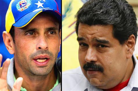 imagenes comicas de maduro y capriles 161 pa que sea serio capriles le responde a maduro por el