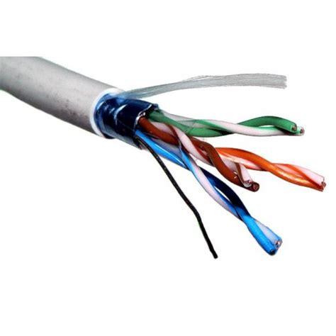 Vascolink Cable Utp Cat 5e Utp Kabel Lan Cat 5e Cca Cat5e cat5e f utp outdoor 250m cat5e outdoor 250m www wirelesstech au