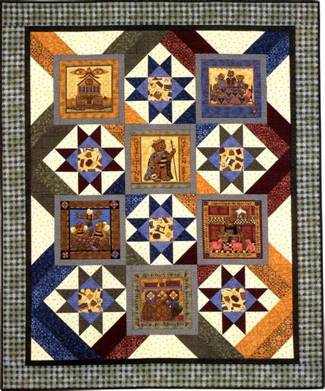 Beautiful Handmade Quilts - pictures of quilts crossstich quilt kits king size