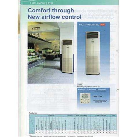 Ac Daikin 2 5pk Ftne60mv14 jual ac floor standing daikin inverter freon r410a