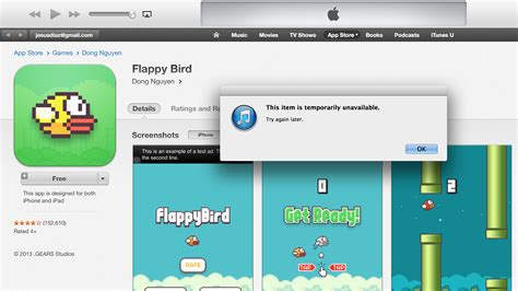Why Play Store Missing Flappy Bird Is Officially From The App Store And