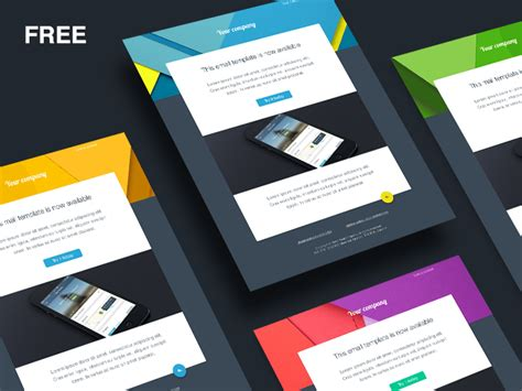 Free Email Templates Sketch Freebie Download Free Resource For Sketch Sketch App Sources Free Email Template