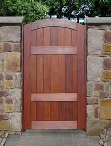 Fence gates wooden fence gate doors