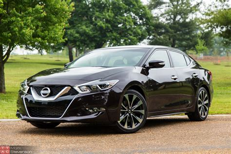 maxima nissan auto buzz 2016 nissan maxima review four doors yes