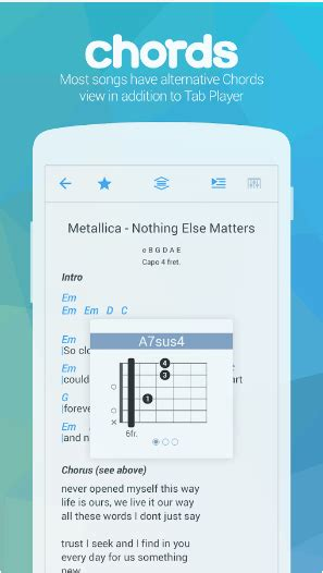 songsterr apk songsterr guitar tabs chords apk updated to v1 9 5