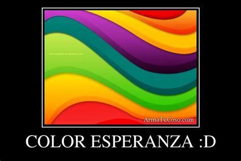 color esperanza color esperanza d
