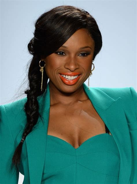 ponytail black hairstyles jennifer hudson ponytail hairstyle for black long hair