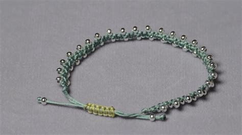 How To Do Macrame Bracelet - how to make a macrame bracelet curious