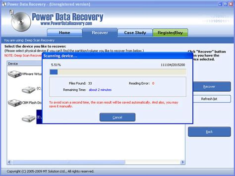 any data recovery software full version power data recovery download