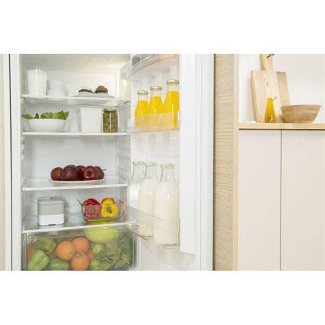 frigoriferi da frigorifero doppia porta da incasso indesit in d 2412