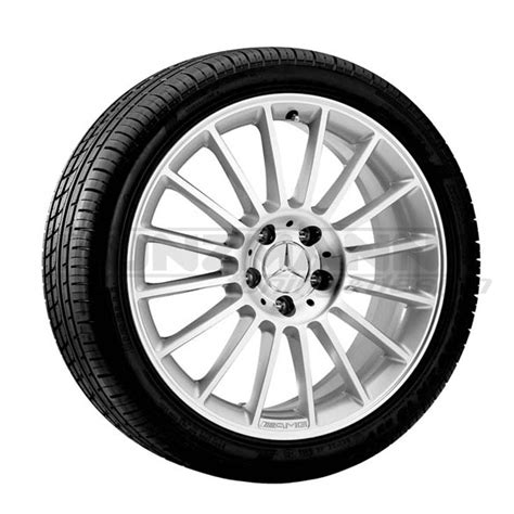 20s Dual Orginal amg complete wheels mercedes slk r171 styling v