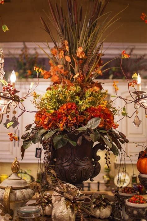 autumn decorations home 144 best fall thanksgiving decor images on pinterest