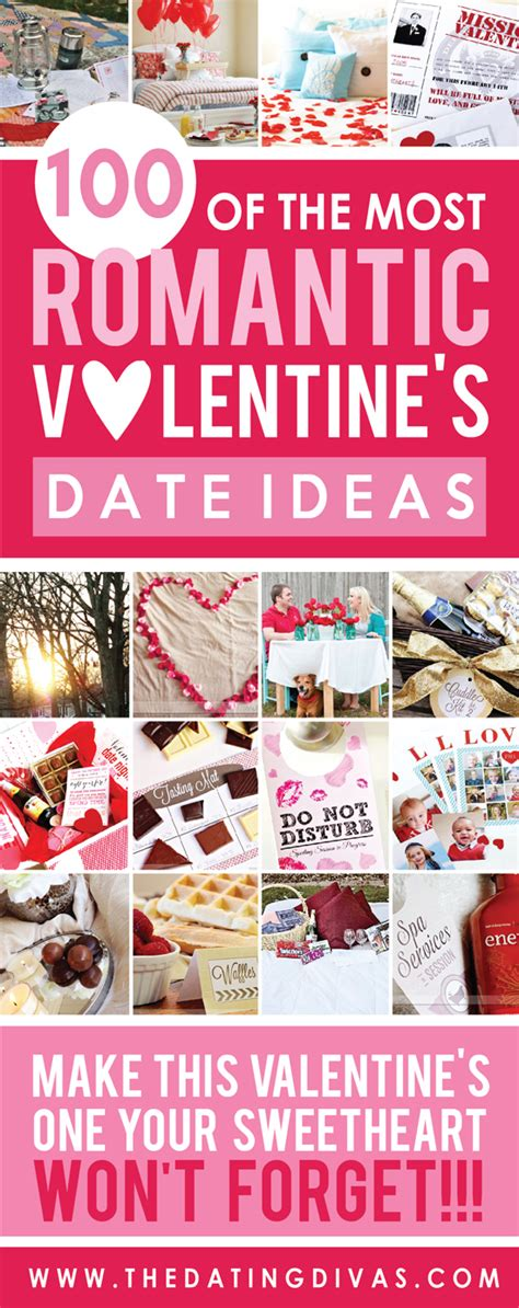 ideas for valentines day dates 100 s date ideas