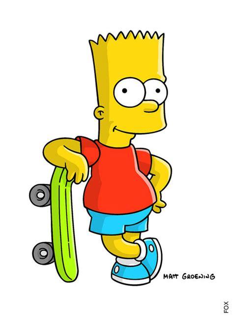 bart simpson top 10 cartoon characters realitypod