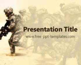 War Powerpoint Template by Army Powerpoint Templates Template Design
