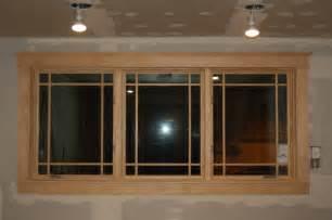 Craftsman ish window casing by bensaw lumberjocks com