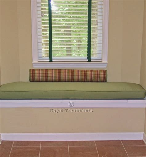 cushions for window bench cushions pillows royal treatments