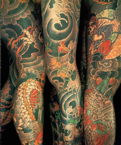 Tattoo Images Japanese | jap tattoos waves japanese tattoos tattoo magic
