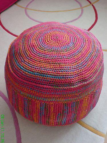 free crochet bean bag chair pattern ravelry sitting bag puff pouf pattern by sonea delvon