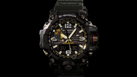 G Shock Gwg 1000 New g shock mudmaster gwg 1000 all models released