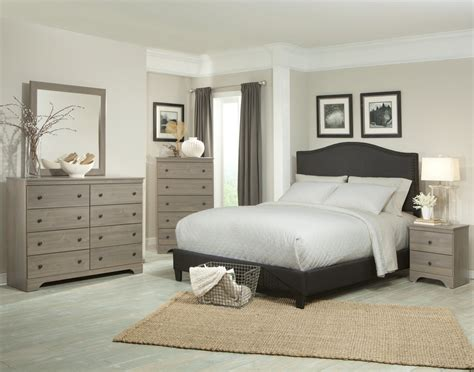 fabric headboard bedroom set dark grey fabric bed with headboard next to grey wooden