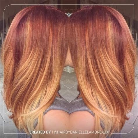 strawberry blonde hair color formula best 25 copper balayage ideas on pinterest copper