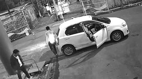 polisi kejar pelaku pembobolan brankas sebuah gerai