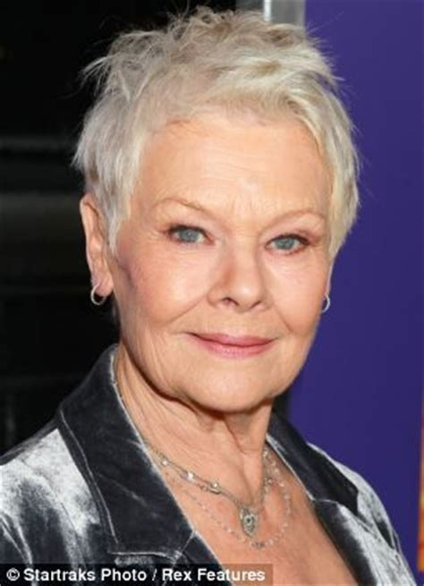 how to cut judi dench bangs 50 best images about hair on pinterest shorts very