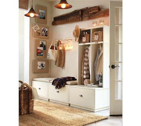 le banc de rangement un meuble fonctionnel qui