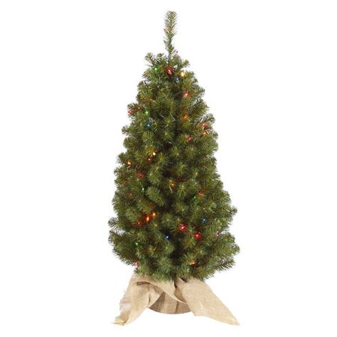 vickerman 22007 36 quot x 18 quot felton pine 50 multi color