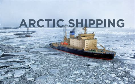 arctic shipping boom met with a frosty response tuscor lloyds