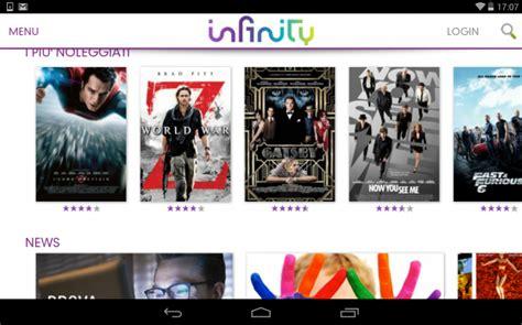 film gratis mediaset infinity tv di mediaset arriva su android streaming di