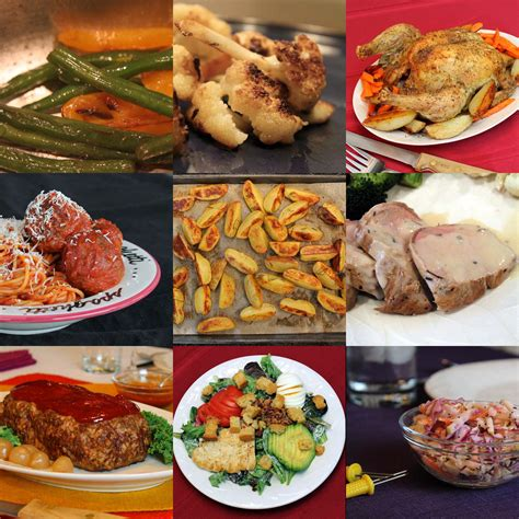posting new recipes from the spinning meals app spinning cook