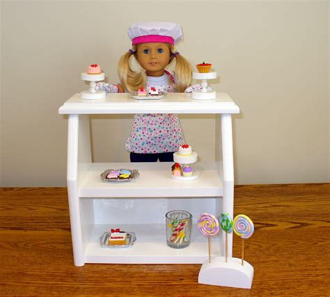 doll couch american girl doll furniture bakery stand by