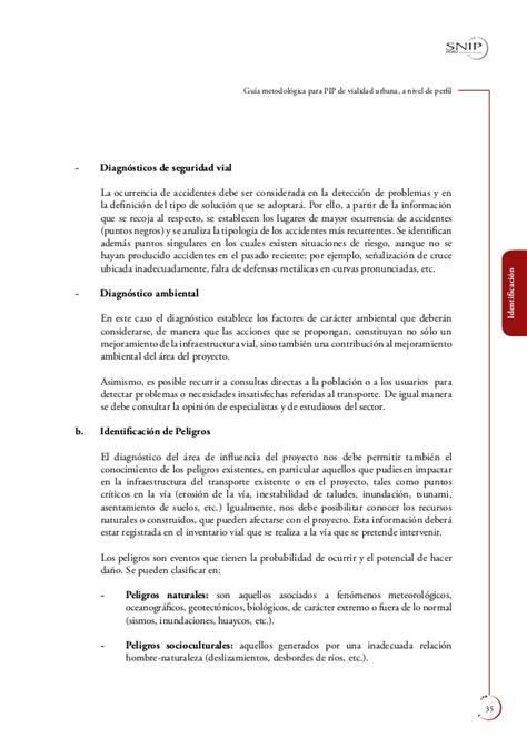 convocatoria identificacin de perfiles perueducape gu 205 a metodol 211 gica para la identificaci 211 n formulaci 211 n y