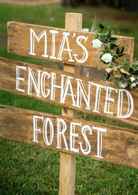 themed patio decor 25 unique enchanted forest ideas on
