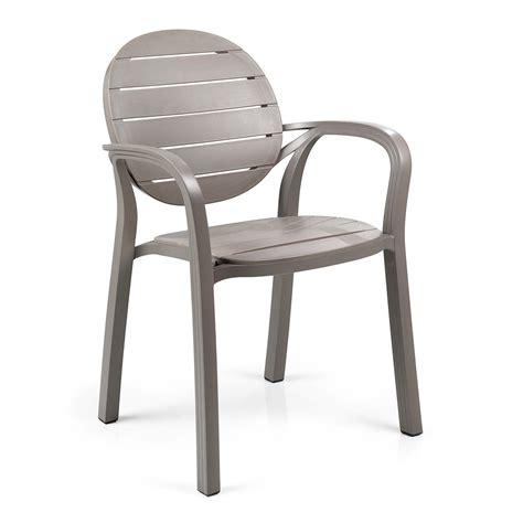 sedie esterni sedia per esterni palma nardi