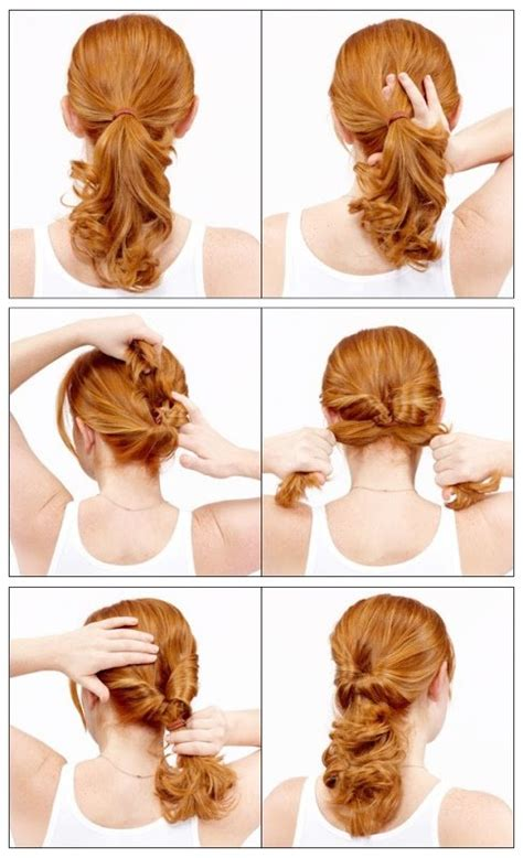hairstyles easy tutorials 21 simple and cute hairstyle tutorials you should