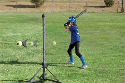Baseball Swing Trainer - softball swing trainer practice hit a way hitting