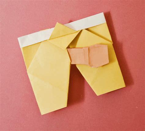 pornogami a origami book
