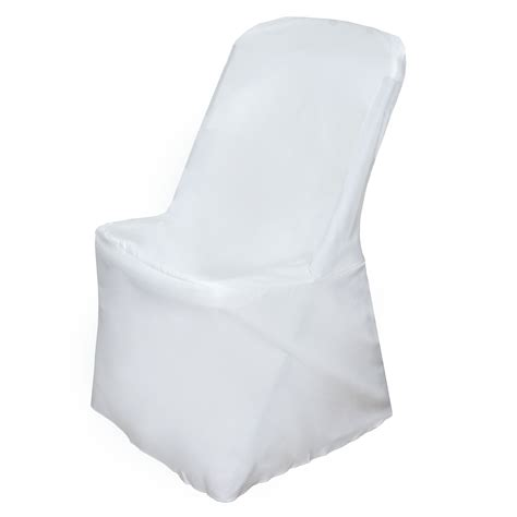 wedding chair slipcovers 100 pcs lifetime folding chair covers slipcovers polyester