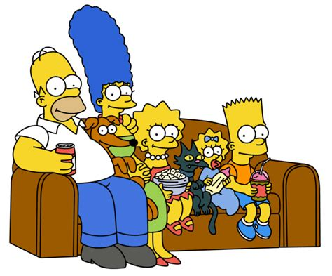 how to draw the simpsons on the couch image simpsons couch gif simpsons wiki fandom